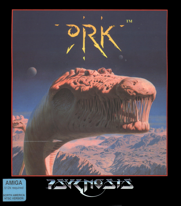 PSYGNOSIS ORG: Ork